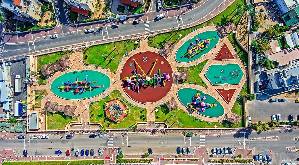 פארק ילדים לכל גיל